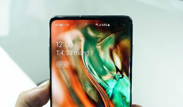 Bộ ba Galaxy S10 chính thức ra mắt tại Việt Nam, giá bán từ 15,99 triệu - 5