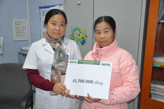 Hơn 41 triệu đồng đến với gia đình ông Phạm Xuân Hiệu - 2