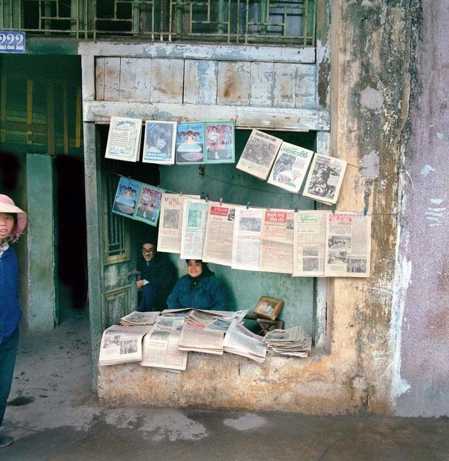 Hà Nội 36 phố phường - Hình ảnh cách đây 30 năm của thủ đô xuất hiện trên báo Anh - 2