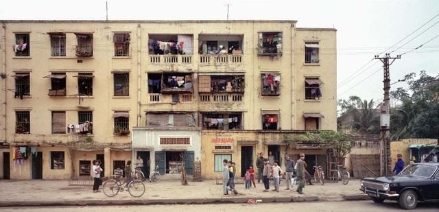 Hà Nội 36 phố phường - Hình ảnh cách đây 30 năm của thủ đô xuất hiện trên báo Anh - 5