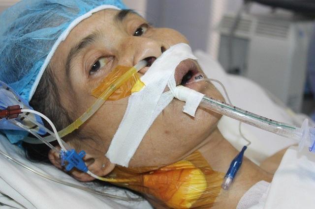 Nhờ tấm lòng bạn đọc, người mẹ đơn thân bị suy tim nặng đã hồi phục sức khỏe - 1