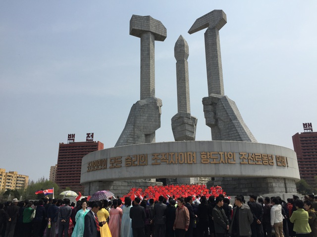 Ấn tượng của đoàn nghệ thuật Việt Nam về một Triều Tiên văn minh, hiện đại - 12