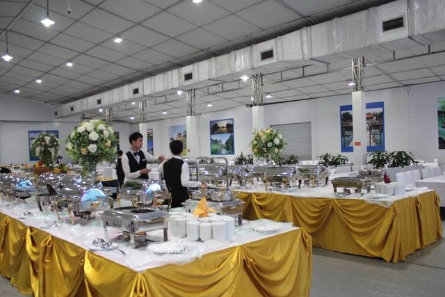 Những món ăn Việt chiêu đãi phóng viên quốc tế nhân thượng đỉnh Mỹ Triều - 2