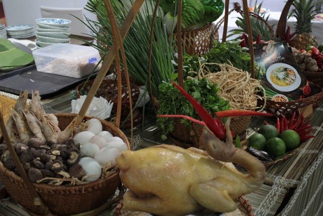 Những món ăn Việt chiêu đãi phóng viên quốc tế nhân thượng đỉnh Mỹ Triều - 5