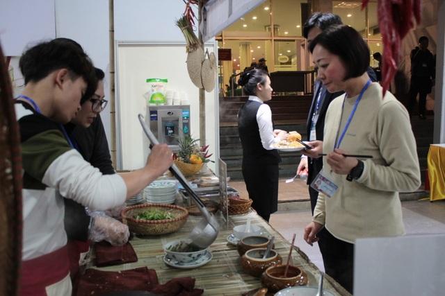 Những món ăn Việt chiêu đãi phóng viên quốc tế nhân thượng đỉnh Mỹ Triều - 8