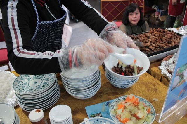 Những món ăn Việt chiêu đãi phóng viên quốc tế nhân thượng đỉnh Mỹ Triều - 10