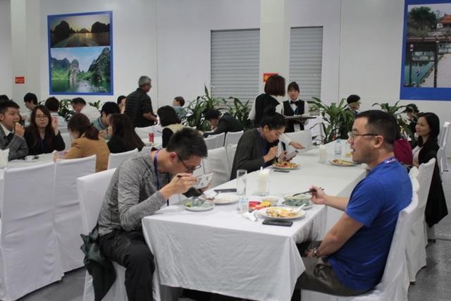 Những món ăn Việt chiêu đãi phóng viên quốc tế nhân thượng đỉnh Mỹ Triều - 15