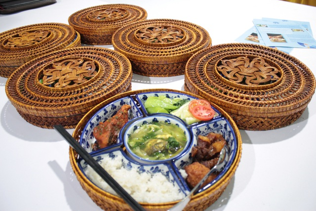 Những món ăn Việt chiêu đãi phóng viên quốc tế nhân thượng đỉnh Mỹ Triều - 11