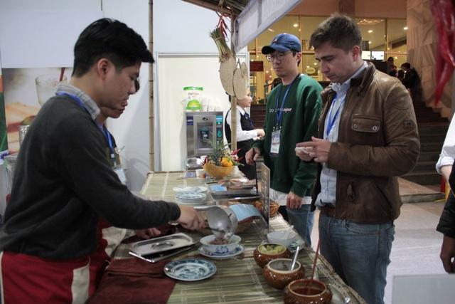 Những món ăn Việt chiêu đãi phóng viên quốc tế nhân thượng đỉnh Mỹ Triều - 9