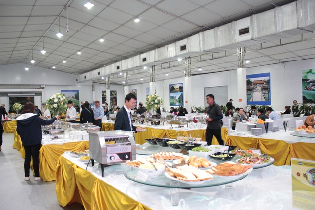 Những món ăn Việt chiêu đãi phóng viên quốc tế nhân thượng đỉnh Mỹ Triều - 1