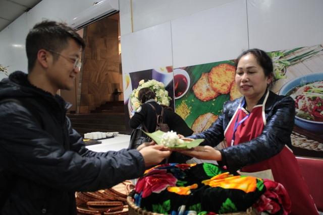Những món ăn Việt chiêu đãi phóng viên quốc tế nhân thượng đỉnh Mỹ Triều - 7