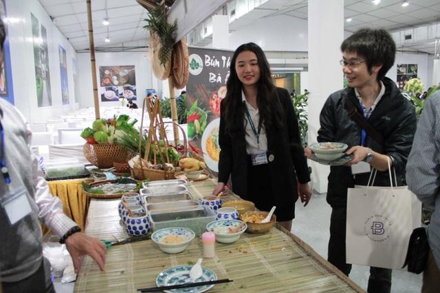 Những món ăn Việt chiêu đãi phóng viên quốc tế nhân thượng đỉnh Mỹ Triều - 12
