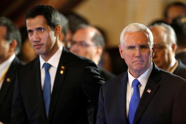 Mỹ tiếp tục trừng phạt Venezuela  - 1