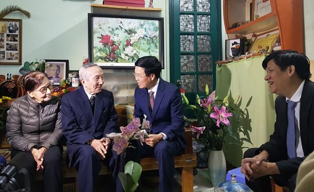 Ông Võ Văn Thưởng: Thầy thuốc ở Nhật cũng rất khâm phục bác sĩ Việt Nam - 4