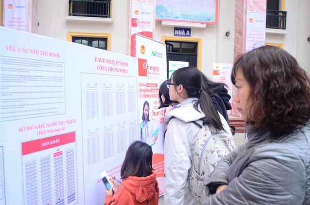Điểm mới trong bài thi chung khảo Olympic tiếng Anh THCS thành phố Hà Nội lần thứ 9 - 1