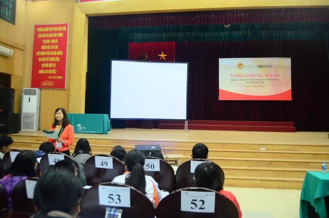 Điểm mới trong bài thi chung khảo Olympic tiếng Anh THCS thành phố Hà Nội lần thứ 9 - 5