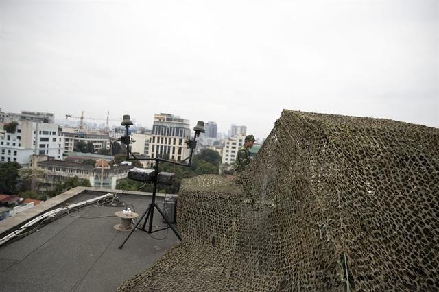 An ninh siết chặt trước giờ đón lãnh đạo Mỹ - Triều tới Việt Nam - 1