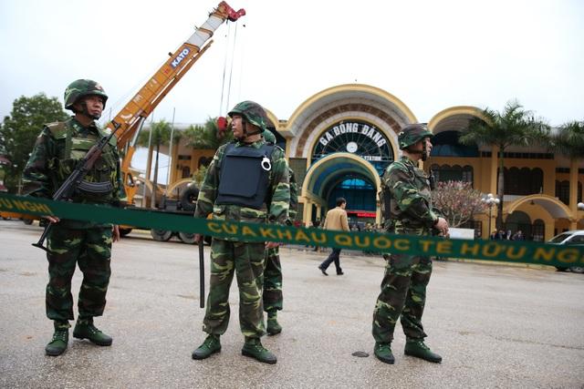 An ninh siết chặt trước giờ đón lãnh đạo Mỹ - Triều tới Việt Nam - 9