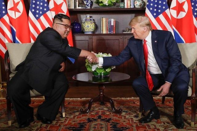 Ông Trump và ông Kim Jong-un có thể gặp nhau ít nhất 5 lần tại Hà Nội - 1