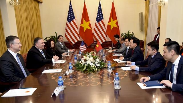 Hoa Kỳ cảm ơn Việt Nam về việc tổ chức hội nghị thượng đỉnh - 2