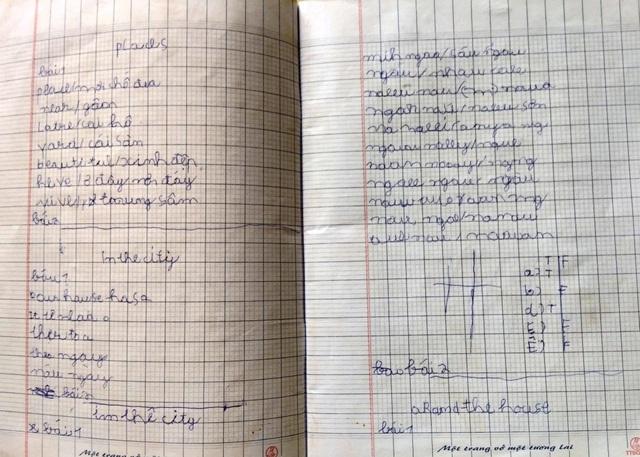 Học sinh lớp 6… đọc còn phải đánh vần - 4