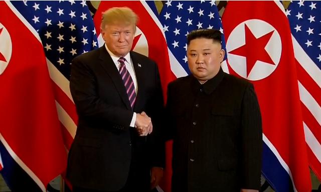Tổng thống Trump - Chủ tịch Kim ăn tối tại Hà Nội, ca ngợi mối quan hệ tuyệt vời - 9