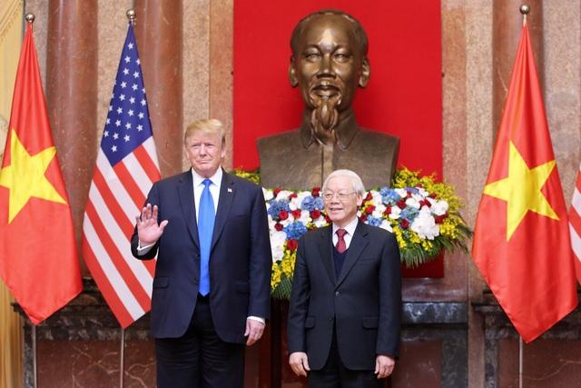 Tổng thống Trump cảm ơn Việt Nam tổ chức thượng đỉnh Mỹ - Triều - 1