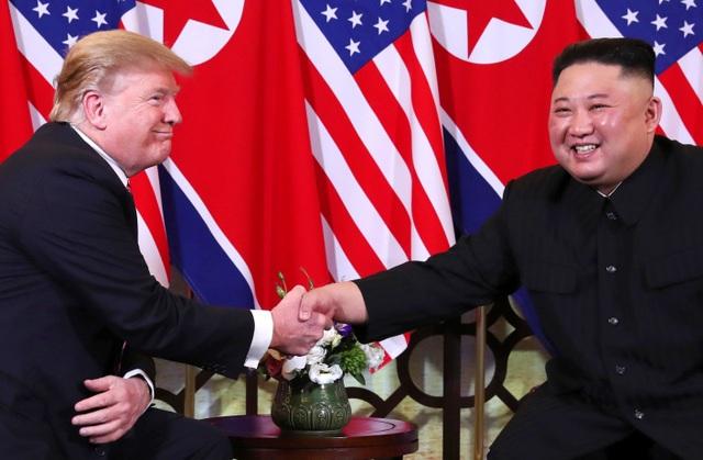 Tổng thống Trump - Chủ tịch Kim ăn tối tại Hà Nội, ca ngợi mối quan hệ tuyệt vời - 4