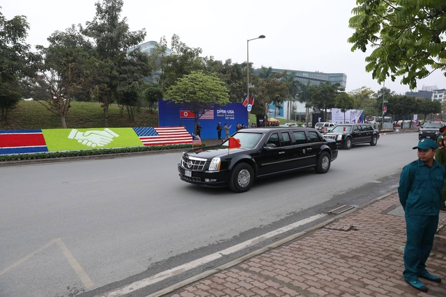 Tổng thống Donald Trump hội kiến Tổng Bí thư, Chủ tịch nước Nguyễn Phú Trọng - 15