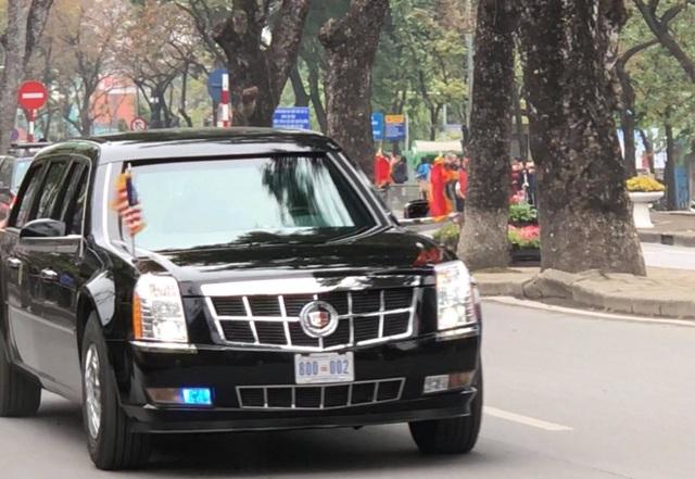 Tổng thống Donald Trump hội kiến Tổng Bí thư, Chủ tịch nước Nguyễn Phú Trọng - 9