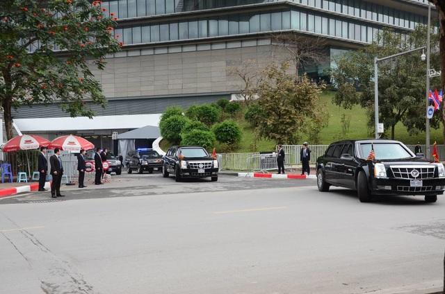 Tổng thống Donald Trump hội kiến Tổng Bí thư, Chủ tịch nước Nguyễn Phú Trọng - 12
