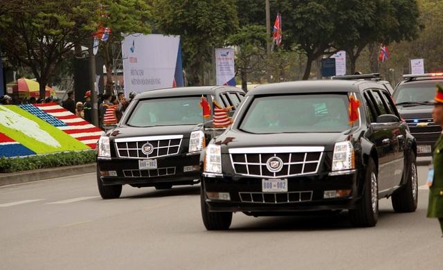Hình ảnh hoạt động đầu tiên của Tổng thống Donald Trump tại Việt Nam - 13