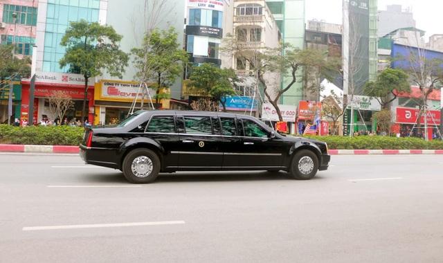Hình ảnh hoạt động đầu tiên của Tổng thống Donald Trump tại Việt Nam - 14