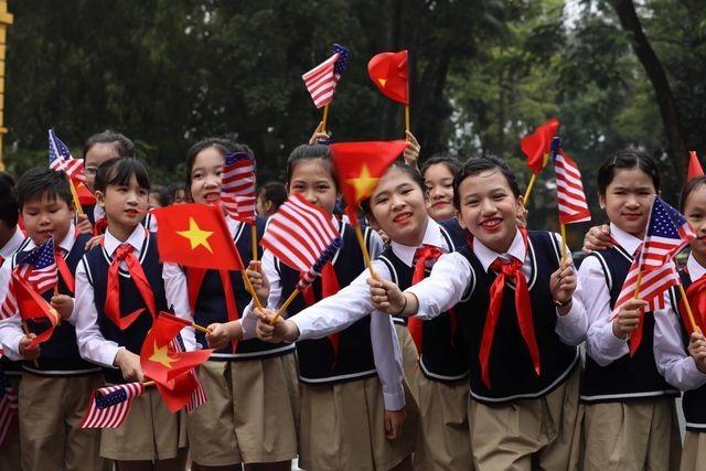 Hình ảnh hoạt động đầu tiên của Tổng thống Donald Trump tại Việt Nam - 8
