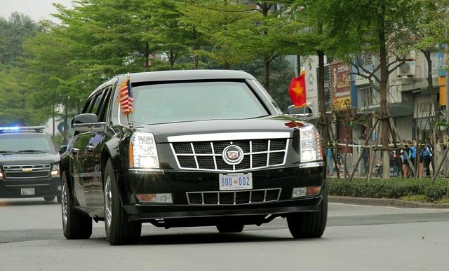 Hình ảnh hoạt động đầu tiên của Tổng thống Donald Trump tại Việt Nam - 18