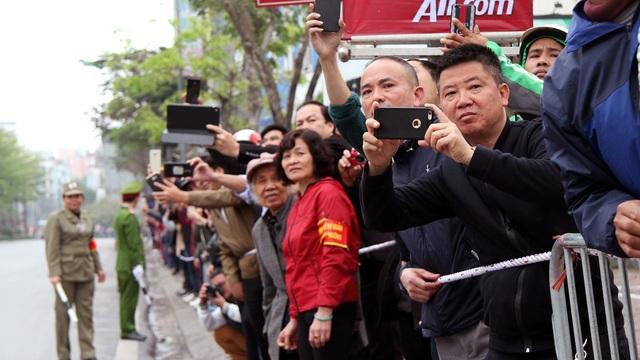 Hình ảnh hoạt động đầu tiên của Tổng thống Donald Trump tại Việt Nam - 16