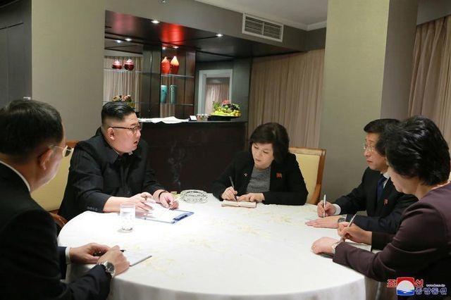 Bốn phụ nữ quyền lực tháp tùng ông Kim Jong-un tới Hà Nội - 4