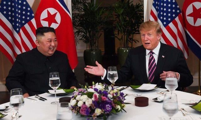Tiết lộ thực đơn bữa tối của Tổng thống Trump và Chủ tịch Kim tại Hà Nội - 1