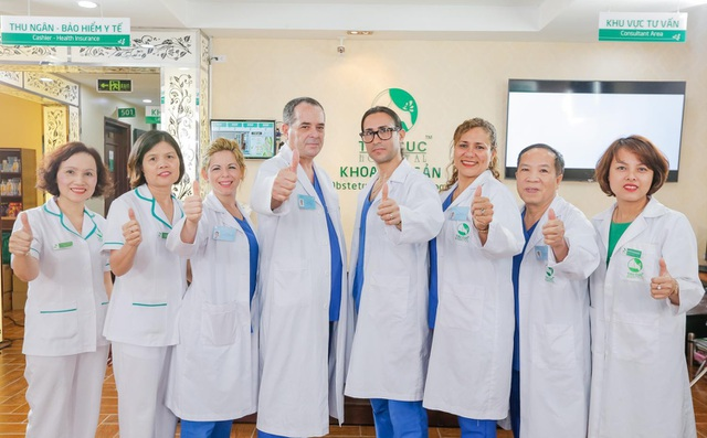 Bệnh viện Thu Cúc đứng Top 3 trong khối bệnh viện tư - khẳng định dịch vụ thai sản đẳng cấp - 1