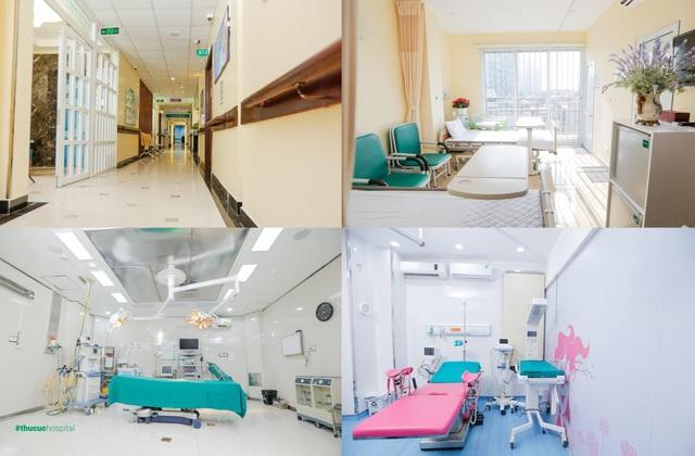 Bệnh viện Thu Cúc đứng Top 3 trong khối bệnh viện tư - khẳng định dịch vụ thai sản đẳng cấp - 2