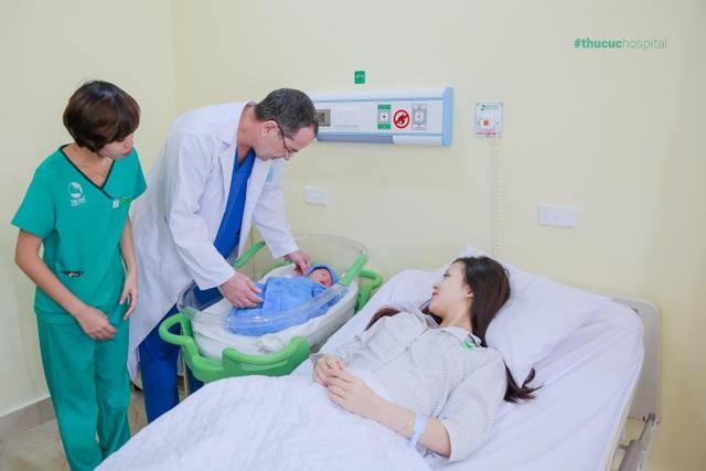 Bệnh viện Thu Cúc đứng Top 3 trong khối bệnh viện tư - khẳng định dịch vụ thai sản đẳng cấp - 3