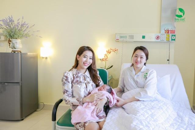 Bệnh viện Thu Cúc đứng Top 3 trong khối bệnh viện tư - khẳng định dịch vụ thai sản đẳng cấp - 4