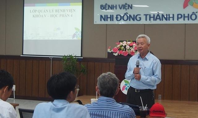 BS. Nguyễn Thế Dũng tại BV. Nhi đồng TP 23.02.2019.JPG