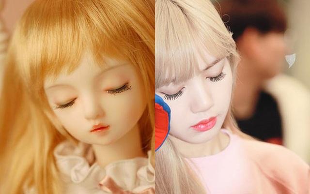 Cô gái Thái Lan xinh đẹp khiến người ta ngỡ rằng búp bê sống là có thật - 2