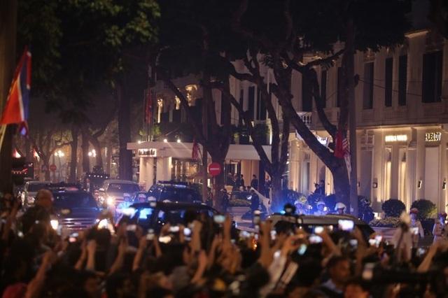 Tổng thống Trump - Chủ tịch Kim ăn tối tại Hà Nội, ca ngợi mối quan hệ tuyệt vời - 15