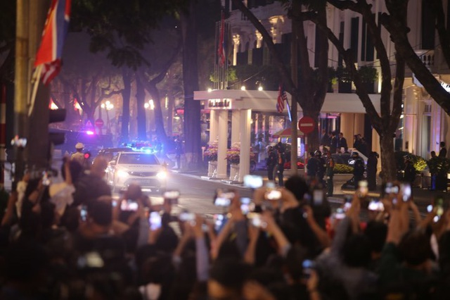 Tổng thống Trump - Chủ tịch Kim ăn tối tại Hà Nội, ca ngợi mối quan hệ tuyệt vời - 17