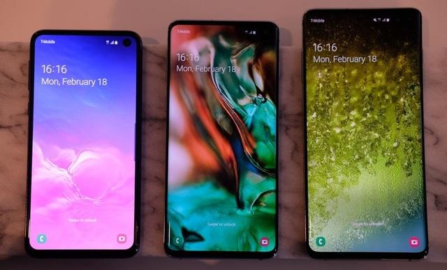 Galaxy S10, 10+ và 10e - Nên mua phiên bản nào? - 1