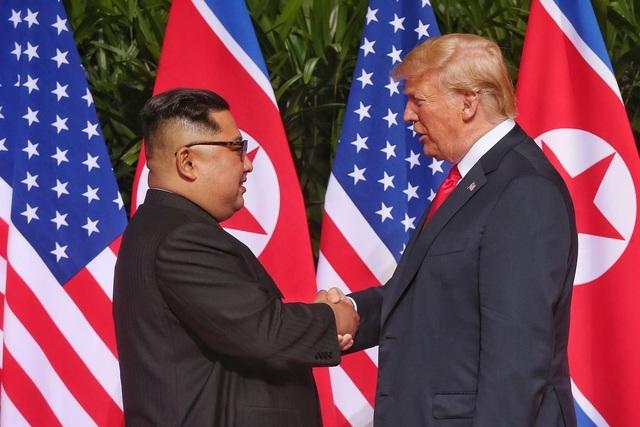 Thượng đỉnh Mỹ - Triều tại Việt Nam thắp lên hy vọng hiệp ước hòa bình - 1