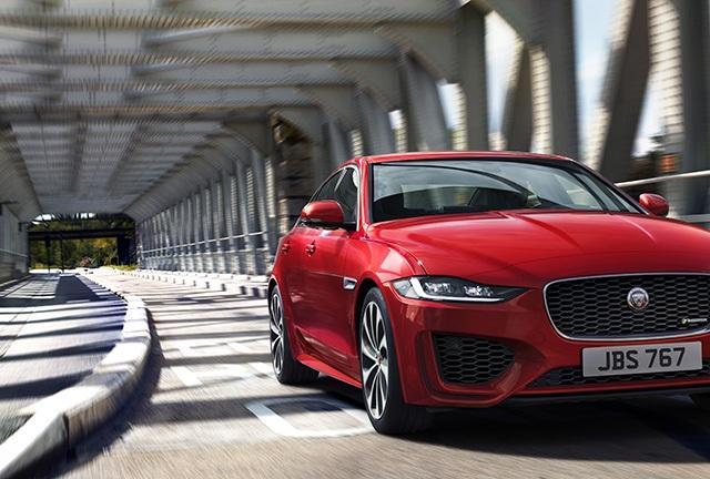 Hơn 1 tỉ ở Anh, Jaguar XE mới về Việt Nam sẽ có giá bao nhiêu? - 1