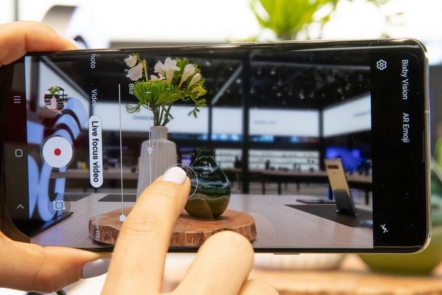 Samsung trình diễn smartphone 5G đầu tiên tại MWC 2019 - 5